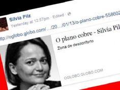 Blogueira. Após repercussão negativa dos seus textos nas redes sociais, Silva Pilz, jornalista que debochou de pobres e de crianças com síndrome de down, anuncia fim do seu blog no jornal O Globo