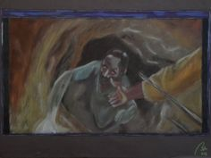 Coltan (The responsabilities for our acts, scene 1), bachmors artist