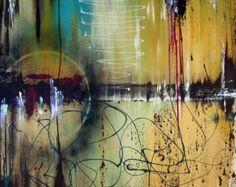 De beste in originele kunst, moderne kunst en abstracte schilderijen. Grote schilderijen met diepe kleuren, textuur en vet lijnen waarmee een ontspannen state of mind. Artiest: Elwira Pioro AKA NuElle Titel: Meet Me By The Sea GROOTTE: 30 x 30 x 1 1/2 MEDIUM: Giclee print (afbeelding wraps rond randen) ONDERSTEUNING: 100% katoen, museum kwaliteit, Galerie omslag doek GESPANNEN EN KLAAR OM TE HANGEN DATUM: Nieuw 2015 GESPANNEN EN KLAAR OM TE HANGEN DATUM: Nieuw 2015 Laat 7-10...