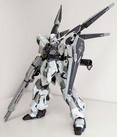 GUNDAM GUY: MG 1/100 Sinanju Stein Ver. Ka - Customized Build