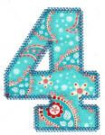 Chunky Numbers Applique  should get these, too