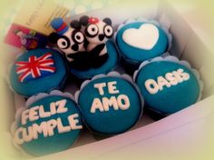 #cupcakes #lima #peru #oso