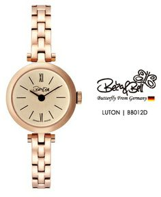 LUTON BB012D  | Meterail:316L Stainless Steel  | Movement: MIYOTA 5Y20  | Case Size: 20mm  | Band Size: 6mm  | Band: Genuine Leather / Stainless Steel  | Glass: Hardened Mineral Crystal  | Water Resistance : 3 ATM