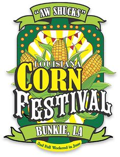 Louisiana Corn Festival | Bunkie June