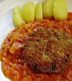 Naša babka varila toto jedlo fantasticky. U nás na Záhorí je to zelé, inde na Slovensku kapusta. Moja maminka ho vraj prvýkrát jedla, keď mala štyri mesiace a malý plechový hrnček som vyjedla do dna. Ak ho paradajkovú kapustu nepoznáte, vyskúšajte. Ak ho poznáte, tiež uvarte :-) Je to naozaj dobrota, tradičný babičkovský recept :) Macaroni And Cheese, Ethnic Recipes, Food, Mac And Cheese, Essen, Yemek, Eten, Meals