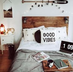 Good vibes #room the great outdoors