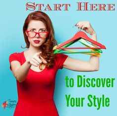 Where to start to find your style on Inside Out Style blog which has great tips to help every woman look and feel great every day