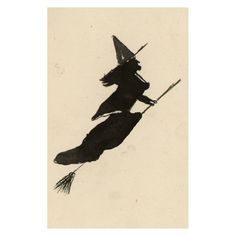 John Derian Company Inc — Witch postcard (Possible Wedding Favors)