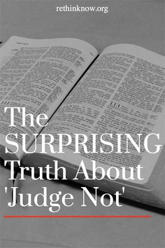 Judge not doesn't mean what you think. Bible Verse For Today, Bible Verses, Christian Living, Christian Faith, Praying For Your Family, Bible Stand, Freedom In Christ, Inspirational Verses, Popular Quotes