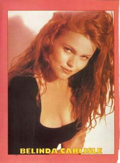 A Blast from the Past! Soul Singers, Female Singers, Beautiful Redhead, Young And Beautiful, Taylor Dayne, Famous Musicals, Freestyle Music, Belinda Carlisle, Women In Music