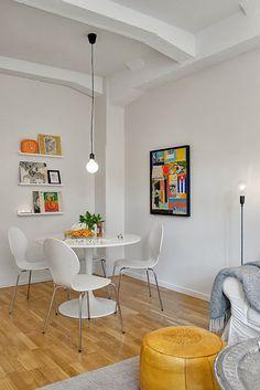 Jurnal de design interior -  Garsonieră de 40 m²