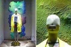 Connected Fashion / Madame × Galeries Lafayette Windows, Paris – France » Retail Design Blog