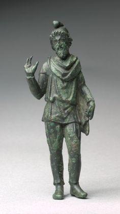 Barbarian, 1-100 Italy, Rome, 1st Century