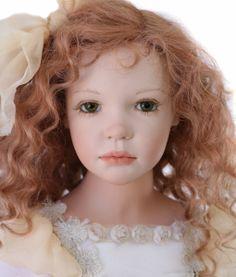 Коллекционная кукла Julianna от Zawieruszynski