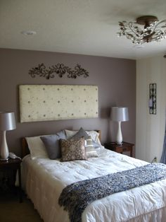 A Spa-Like Master Bedroom   Color