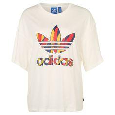 e943aa9c604 Paris Trefoil Logo T-Shirt Damen Dieses T-Shirt steht ganz im Zeichen von