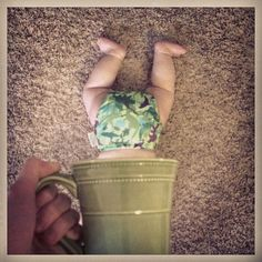 見たら絶対マネしたくなる!おもしろカワイイ「赤ちゃん写真」のアイディア集 - M3Q - 女性のためのキュレーションメディア