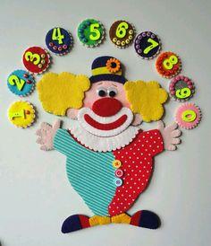 Lernspiel - özlem Kayacık - Willkommen bei Pin World Classroom Walls, Classroom Crafts, Classroom Themes, Preschool Crafts, Fall Crafts, Crafts To Make, Crafts For Kids, Arts And Crafts, School Board Decoration