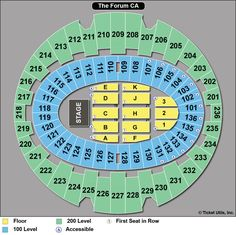#Tickets 2 Tickets Lady Gaga Sec 211 Row 7!! 8/9/17 The Forum - Los Angeles Inglewood #Tickets