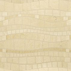 Artistic Tile | Musee Collection | Sinuous in Crema Marfil Limestone