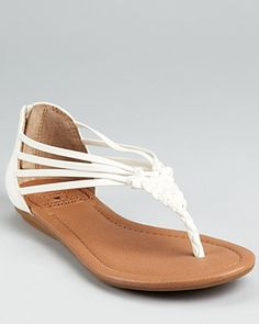 "Lucky Brand Sandals - ""Cynthia"" Flat !!!!!!!!!!!!!!!!!!!!!!!!!!!"