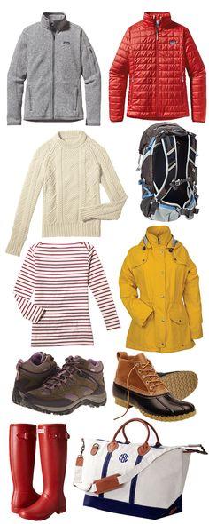 College Prep: Packing for Alaska