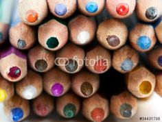 end of crayons - free photo