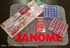 ✄ Sew at Home Mummy ✄:  Some product ideas...like color coordinated bobbins!