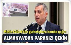 AK Parti İstanbul Milletvekili Metin Külünk, HDP operasyonları sonrası Türkiye'ye tehditler savuran Almanya'ya çok sert tepki gösterdi.