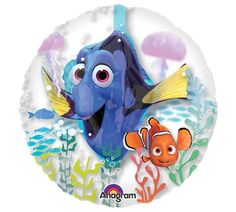 "Finding Dory Balloon - 24"" Insiders"