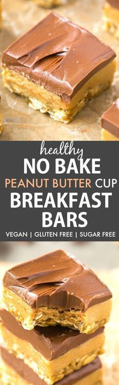 Healthy No Bake Pean