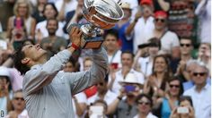 #TENNIS #RAFA_NADAL #ROLAND_GARROS / BBC Sport - Rafael Nadal beats Novak Djokovic to win ninth French Open title / June 8, 2014 http://www.bbc.com/sport/0/tennis/27753534