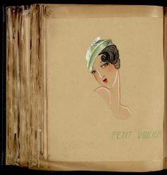 Chapeau Petit Voilier © Patrimoine Lanvin. #Lanvin125