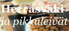 Herrasväki ja pikkuleivät: Mummon piimäkakku