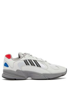 ADIDAS NEO DERBY MENS WHITE RED BLUE SHOES TRAINERS UK 11 | eBay