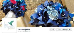 Lina Origamis is on Facebook at: https://www.facebook.com/LinaOrigamis?ref=br_rs  //  Contato: linaorigami@gmail.com Fone: (62) 81149667 - (62)86195012 Blog: linaorigamis.blogspot.com/  //  Origami Facebook Pages is provided by www.standinnovations.com