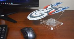 Star Trek Online to offer licensed custom 3D printed models of Star Trek spacecraft