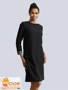 Um Ihren femininen Stil zu betonen empfehlen wir Ihnen dieses Kleid mit klassischem R halsausschnitt von Alba Moda!... #BAUR #AlbaModa #Rabatt #25 #Marke #Alba #Moda #Farbe #schwarz #Material #Elasthan #Polyester #Onlineshop #BAUR #Damen #Bekleidung #Damenmode #Kleider #Knielange #Sale | sportliche Outfits, Sport Outfit | #mode #modeonlinemarkt #mode_online #girlsfashion #womensfashion Alba Moda, Sport Outfit, Mode Online, Cold Shoulder Dress, High Neck Dress, Tops, Dresses, Material, Fashion