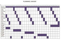 Organisation m nage on pinterest dry erase calendar - Planning organisation menage ...