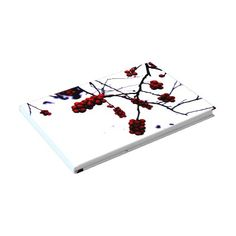 Winter Berries Guest Book - Xmascards ChristmasEve Christmas Eve Christmas merry xmas family holy kids gifts holidays Santa cards