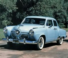 1951 Studebaker Commander State Sedan