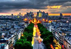 Paris, France   1,000,000 Places