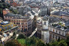 #torre Nicolosio Lomellino #Genova
