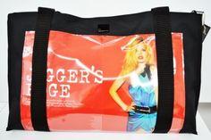 Iso käsilaukku - Jagger´s edge. Hinta 52€
