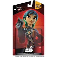 Disney Infinity 3.0 Star Wars Sabine Figure (Universal)