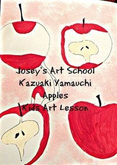 These lessons introduce Illustration art Kazuaki Yamauchi famous painting to show your students Brief biography of the artist Questions to ask the students about the art Step by step DETAILED instructions for an art project with FULL COLOR Art Videos For Kids, Art Lessons For Kids, Art For Kids, History Of Illustration, Illustration Art, Joy Art, Apple Art, Fun Arts And Crafts, Classroom Inspiration
