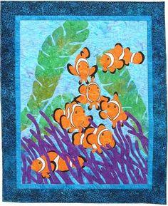 Clown School Quilt Pattern by Carol Morrissey
