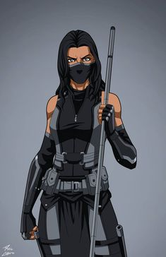 """The Assassin Formerly Known as """"Nightshade"""" Original Character by AzureVirgo Character Art by phil-cho Belladonna Superhero Suits, Superhero Characters, Superhero Design, Female Characters, Female Superhero, Female Character Design, Character Design Inspiration, Character Concept, Character Art"""
