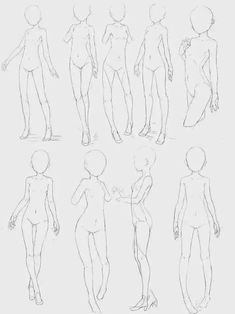 New Drawing Body Poses Anime Sketch 17 Ideas Anime Poses Reference, Anatomy Reference, Body Reference Drawing, Character Reference, Character Design, Female Pose Reference, Character Base, Character Drawing, Drawing Body Poses