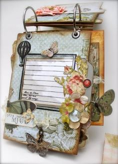 Scrap Book Ideas | Just Imagine - Daily Dose of Creativity. on cardboard? BE. U. TIFUL!